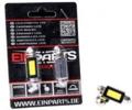 BLISTER 1pc - EPL109 C5W C10W 39mm COB LED CANBUS