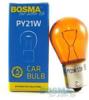 Bosma Żarówka Py21W 12V 21W Bau15S Amber Karton Bosma0287S