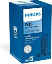 Żarnik ksenonowy D3S PHILIPS 42403WHV2C1