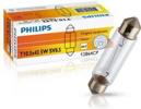 Żarówka rurkowa PHILIPS 12V 5W C5W 42mm SV8.5