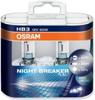 Żarówki OSRAM HB3 65W NIGHT BREAKER - PLUS Box 2 szt